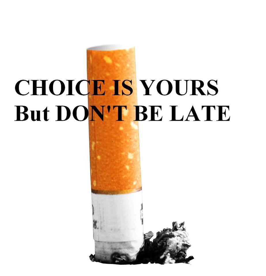 Smoker quote #1