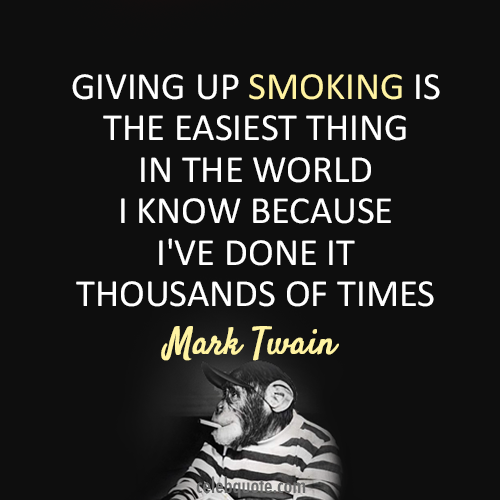 Smoking quote #4