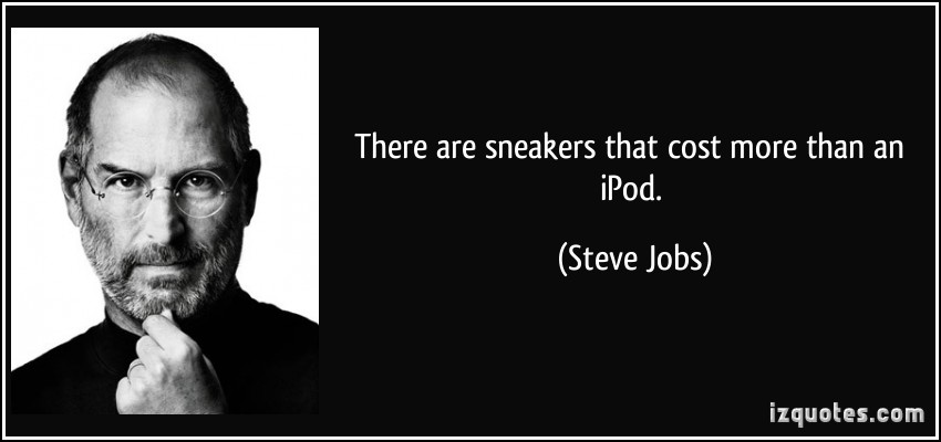 Sneakers quote #4
