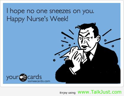 Sneezing quote #2
