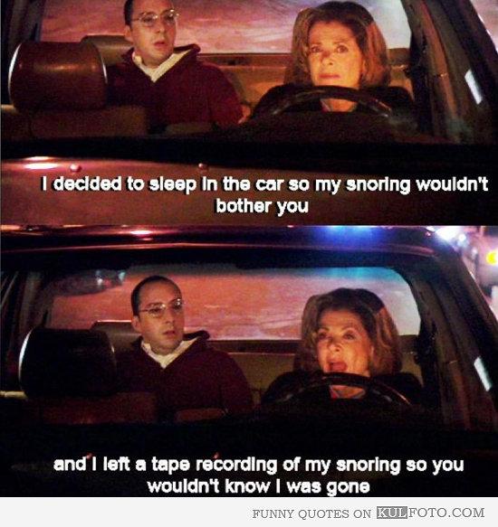 Snoring quote #1