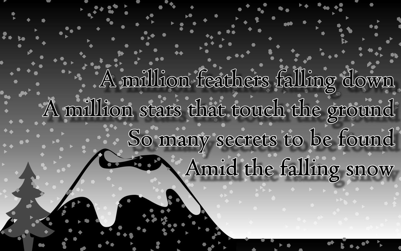 Snow quote #8