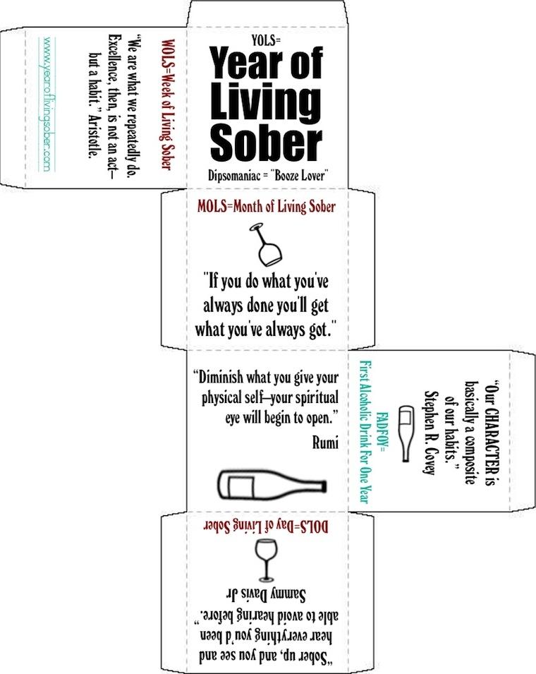 Sober quote #3