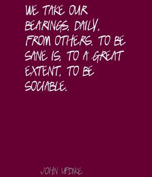 Sociable quote #1
