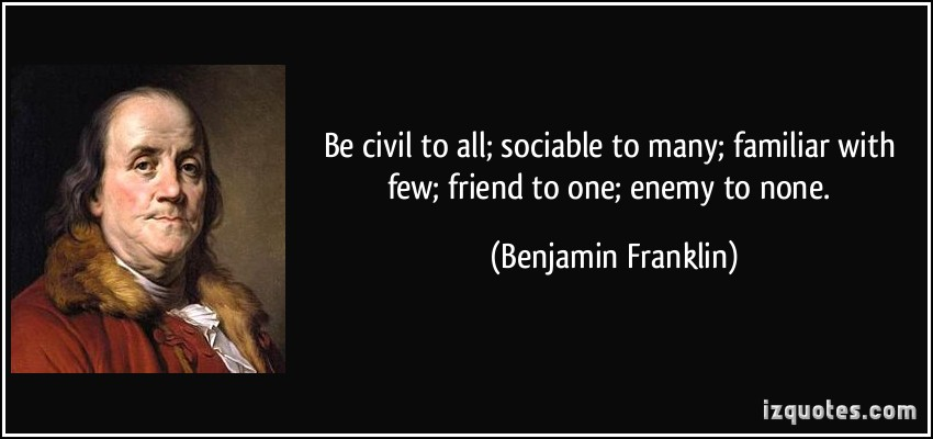 Sociable quote #2