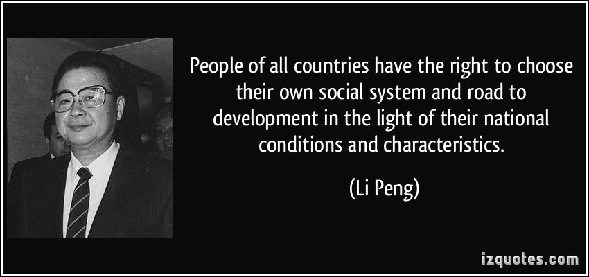 Social Conditions quote #1