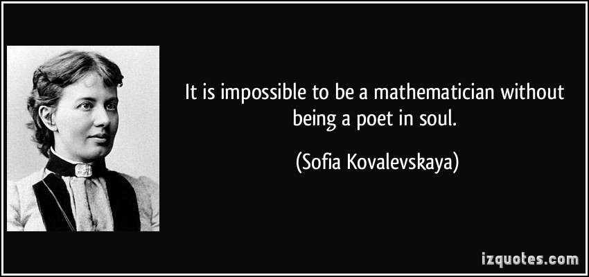 Sofia Kovalevskaya's quote #1
