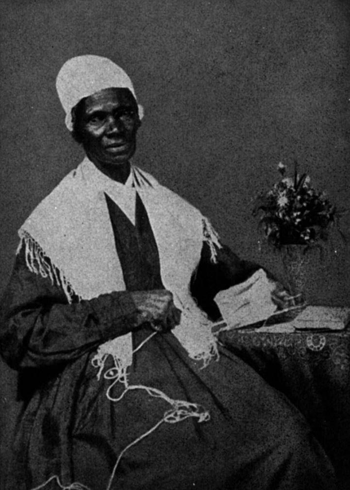 Sojourner Truth's quote #1