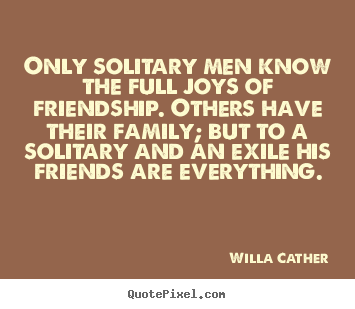 Solitary quote #4