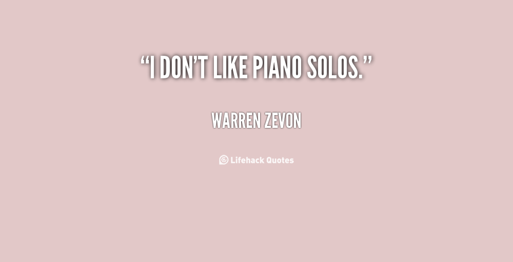 Solos quote #2