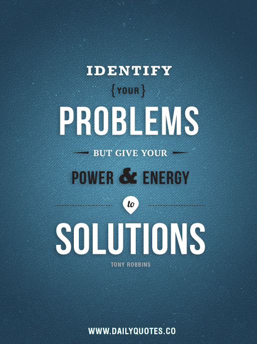 Solutions quote #5