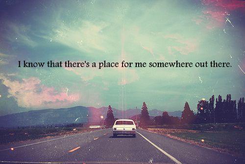 Somewhere quote #6