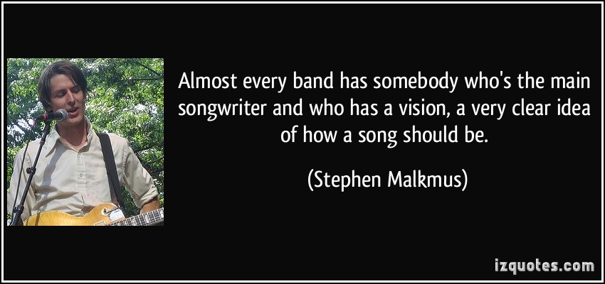 Songwriter quote #2