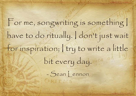 Songwriters quote #2