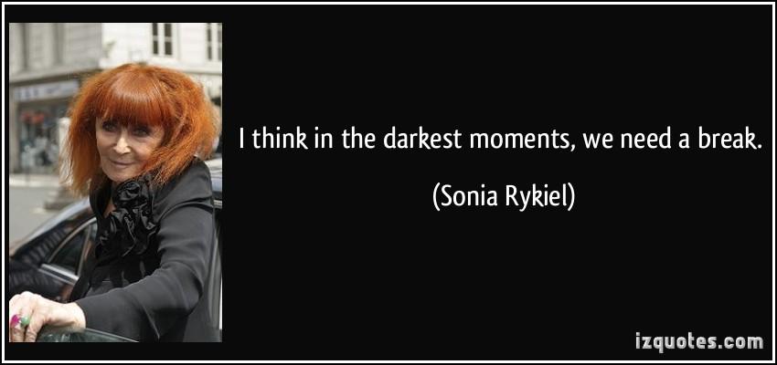 Sonia Rykiel's quote #4