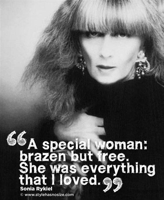 Sonia Rykiel's quote #5