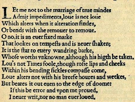 Sonnets quote #2