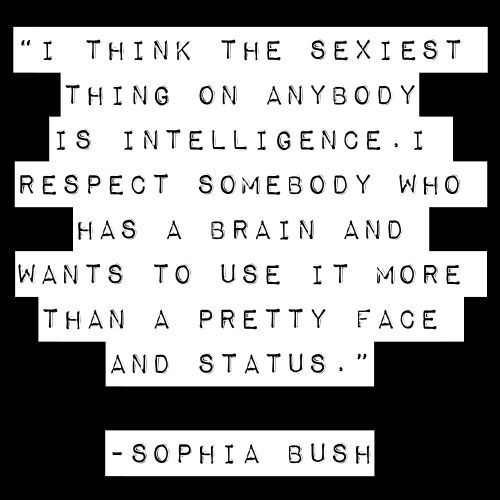 Sophia Bush's quote #1