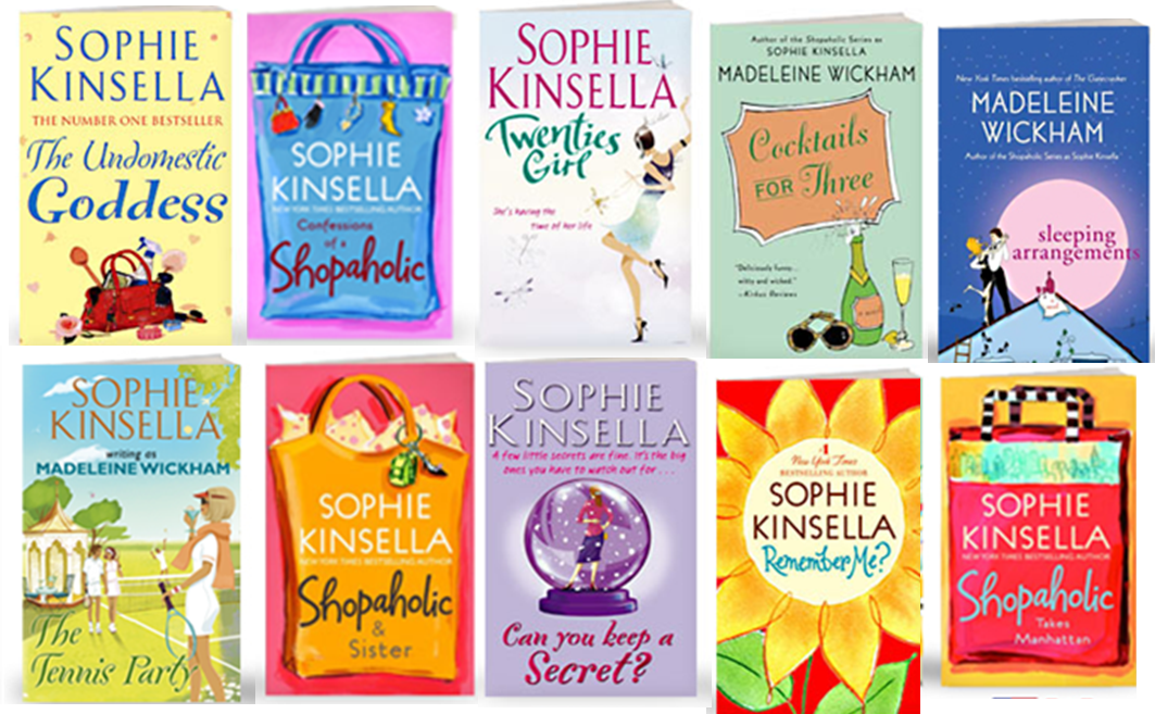 Sophie Kinsella's quote #8