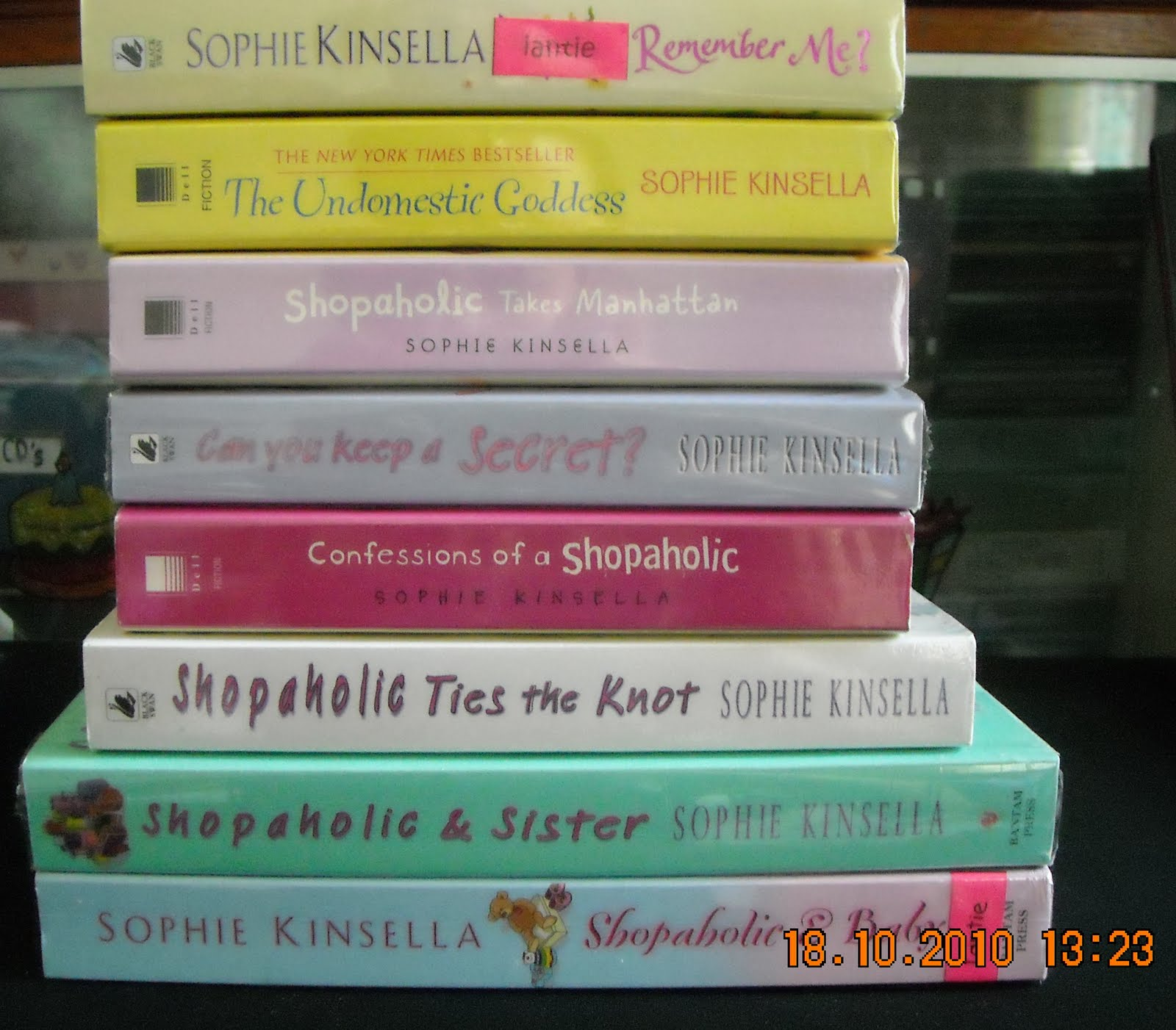 Sophie Kinsella's quote #7