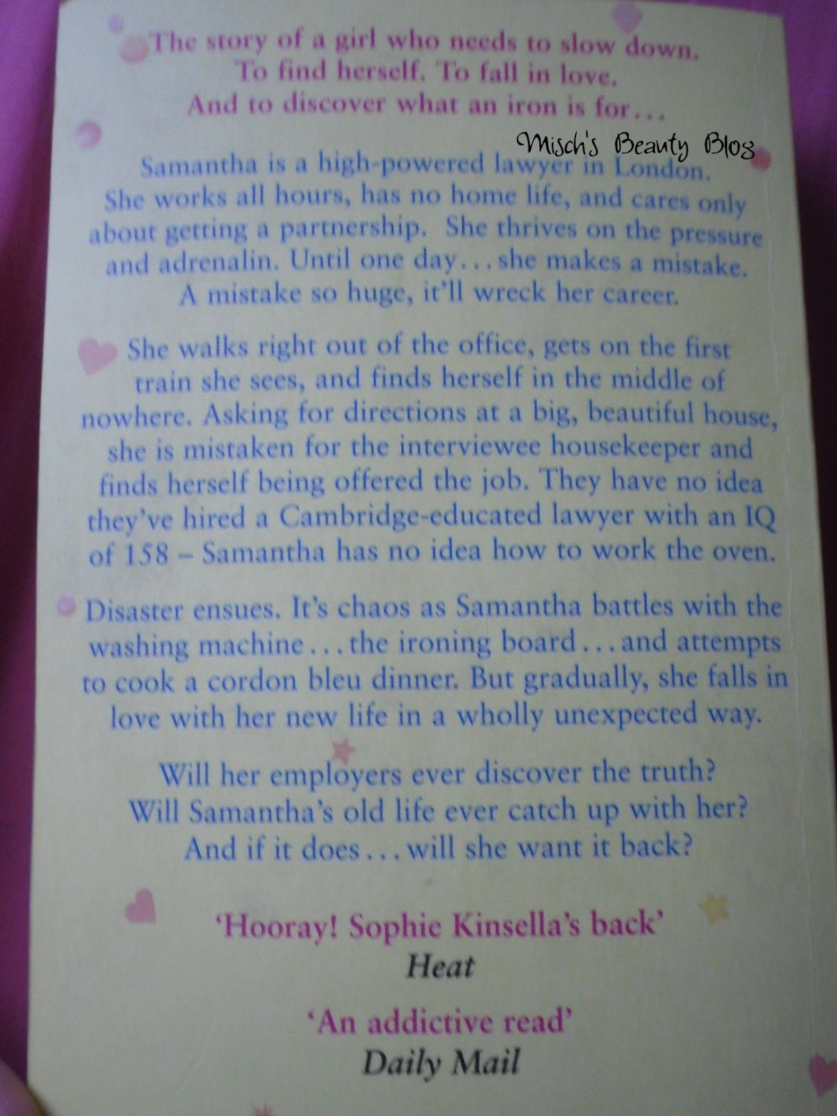 Sophie Kinsella's quote #6