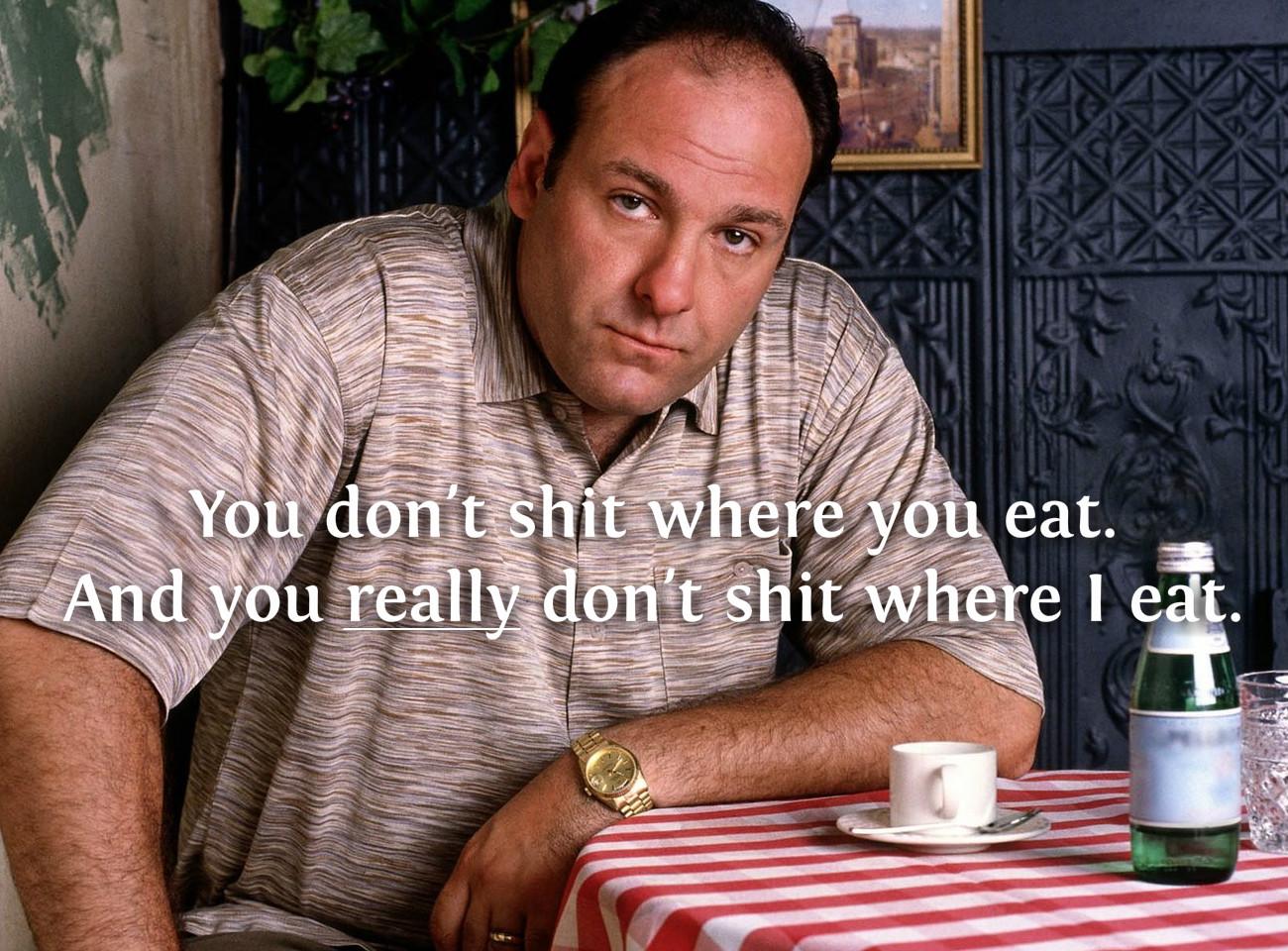 Soprano quote #1