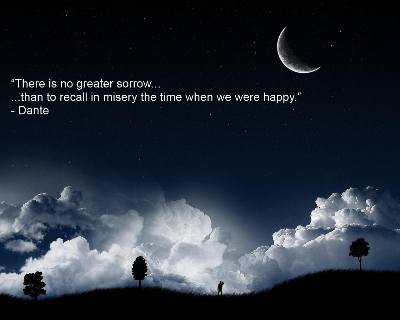 Sorrow quote #6