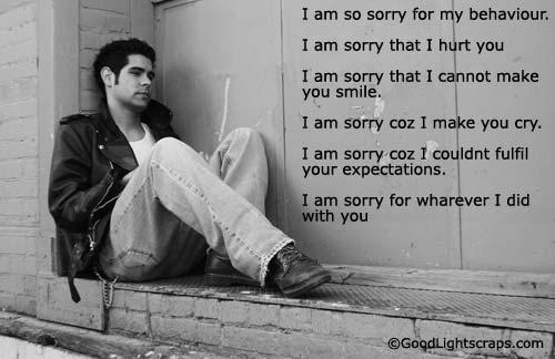 Sorry quote #6