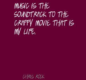Soundtrack quote #1