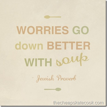 Soup quote #5
