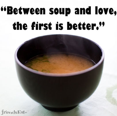 Soup quote #1