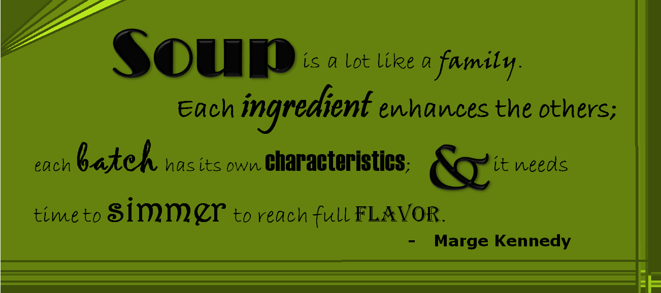 Soup quote #4