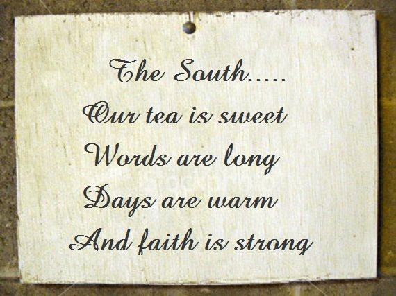 South quote #1