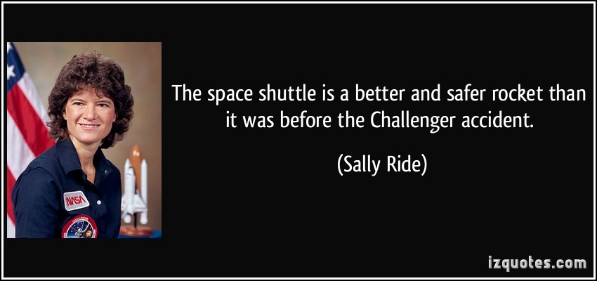Space Shuttle quote #2