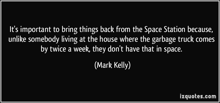 Space Station quote #2