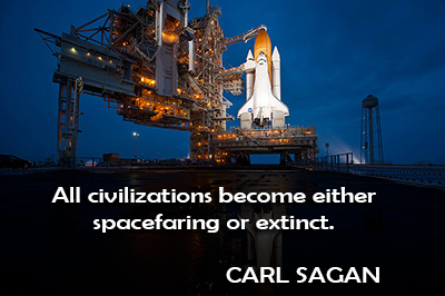 Space Travel quote #1