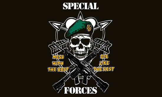 Special Forces quote #2
