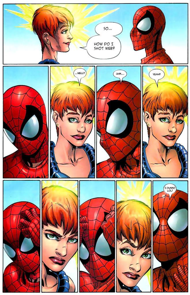 Spider-Man quote #1
