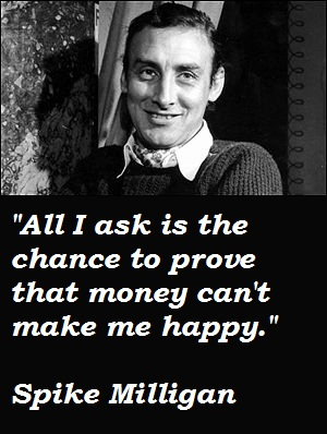 Spike Milligan's quote #8