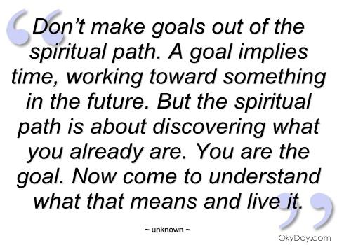 Spiritual Path quote #2