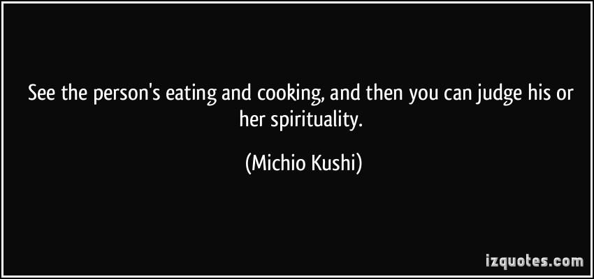 Spiritual Person quote #1