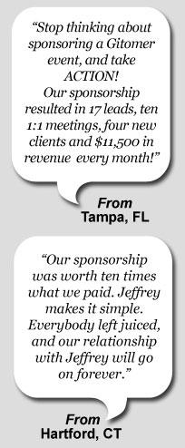 Sponsorship quote #2