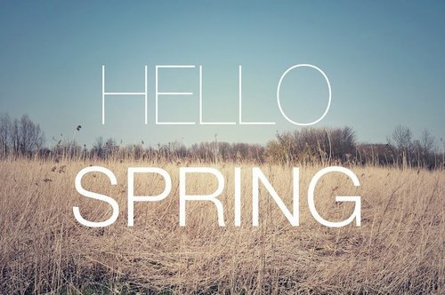 Spring quote #4