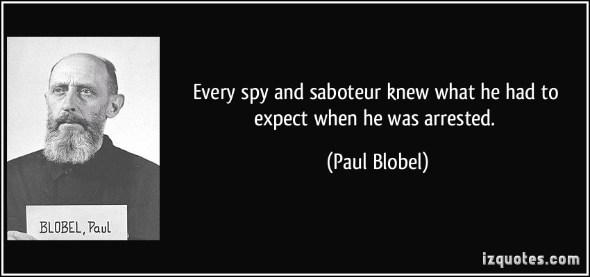 Spy Quote: Famous Quotes About 'Spy'