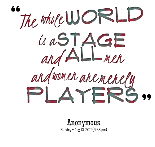 Stage quote #7