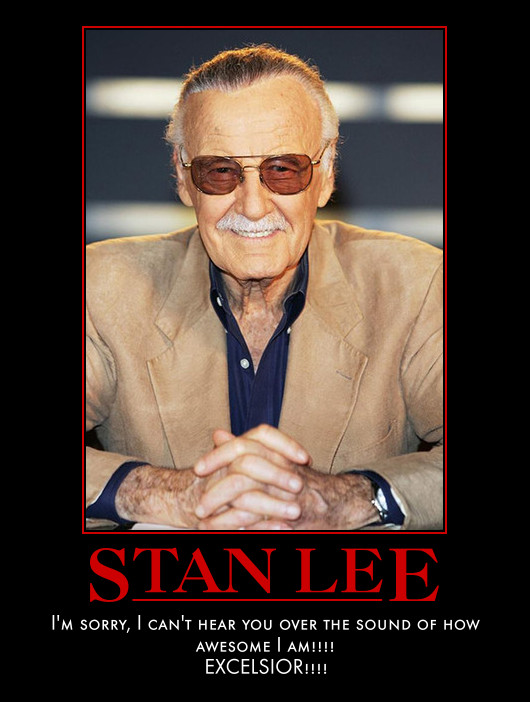 Stan Lee's quote #1