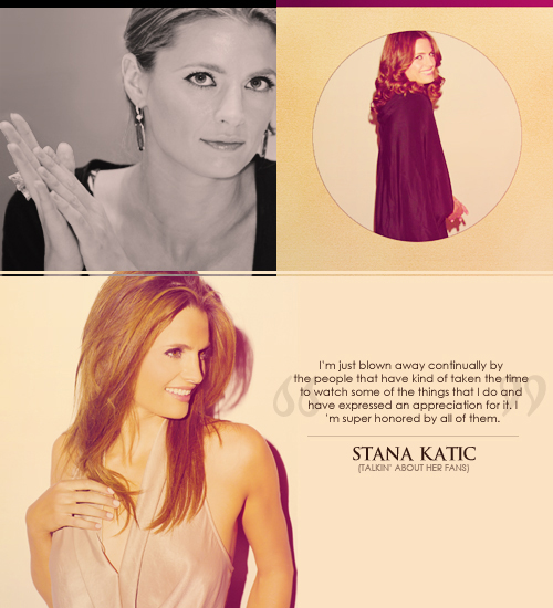 Stana Katic's quote #4