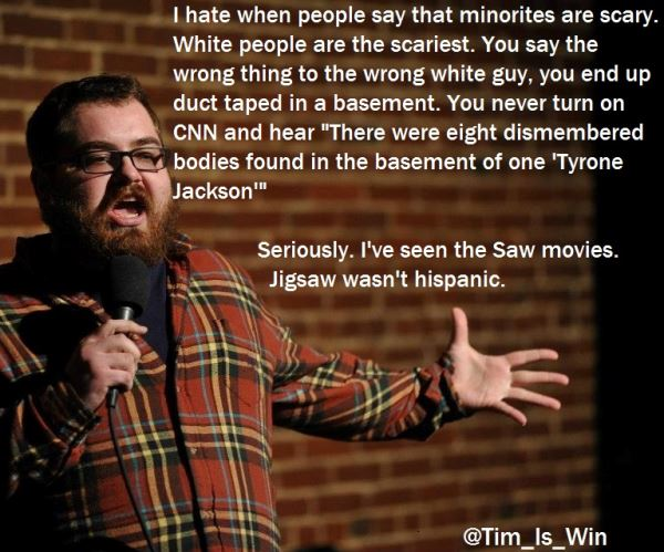 Standup quote #3