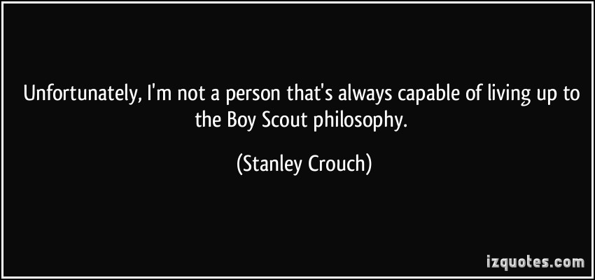 Stanley Crouch's quote #1