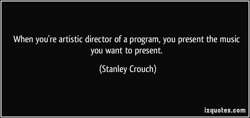 Stanley Crouch's quote #2